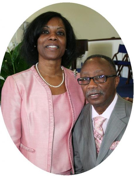 Pastor Donald and 1st Lady Christina Garner